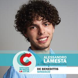 Alessandro Lamesta