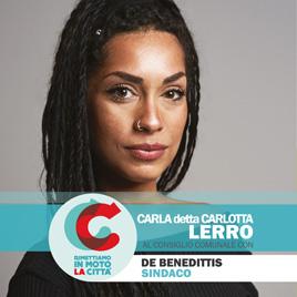 Carla detta Carlotta Lerro