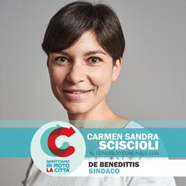 Carmen Sandra Sciscioli