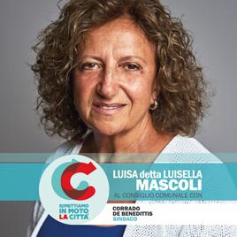 Luisa detta Luisella Mascoli
