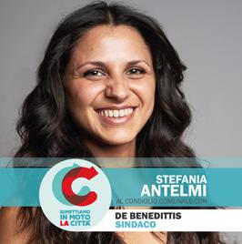 Stefania Antelmi